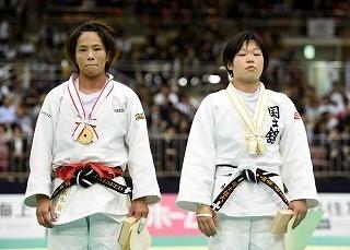 全日本選抜体重別選手権 女子57k...